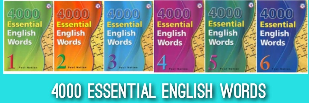 4000 Essential English Words: Download All Books in one tap